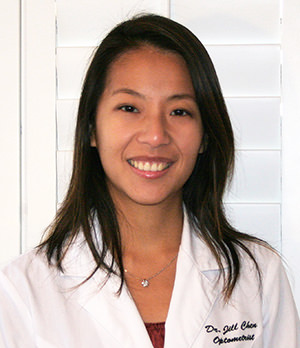 Eye Doctor Dr. Jill S. Chen Optometrist at Modern Eyes Optometry in Cerritos, CA