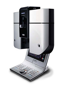 modern digital refracting system used by Cerritos optometrists at Modern Eyes Optometry